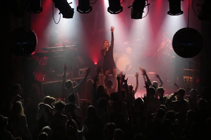 Hvide Løgne - De største danske Hits @ Furesø Festival - Farum, Denmark