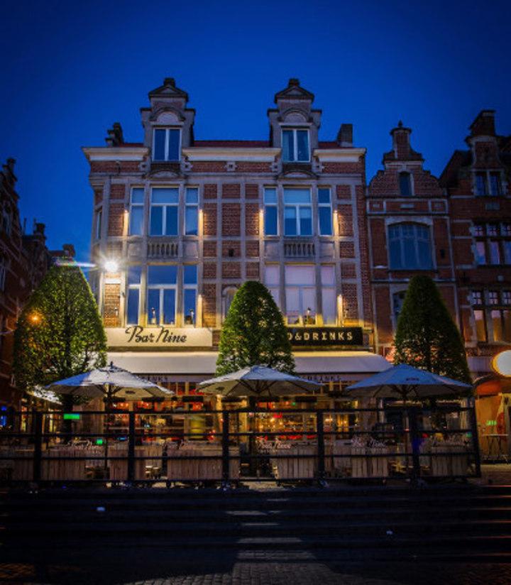 DJ Pete Knowles @ Bar Nine - Leuven, Belgium