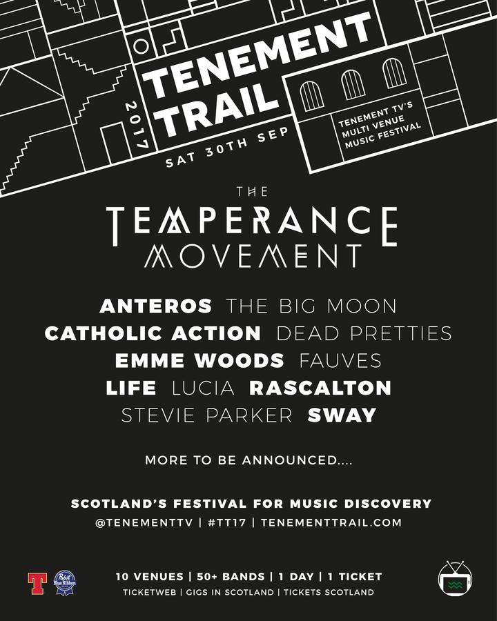 The Temperance Movement @ O2 ABC - Glasgow, United Kingdom