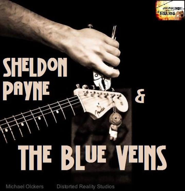 Sheldon Payne & The Blue Veins Tour Dates
