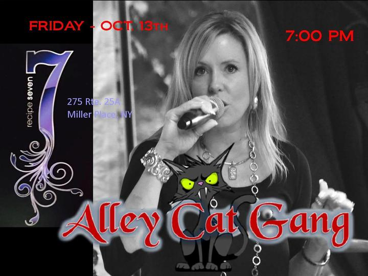 Alley Cat Gang @ Recipe 7 - Miller Place, NY
