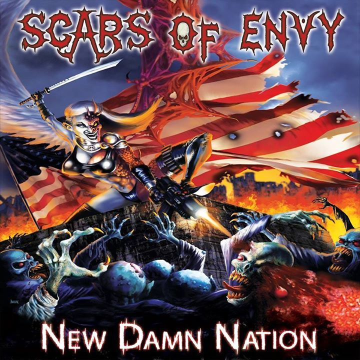 Scars of Envy Tour Dates