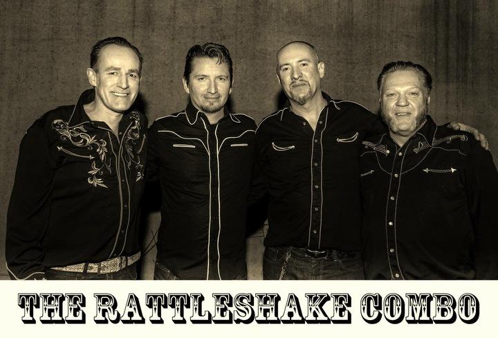 The Rattleshake Combo @ Zebra Festival - Gemert, Netherlands