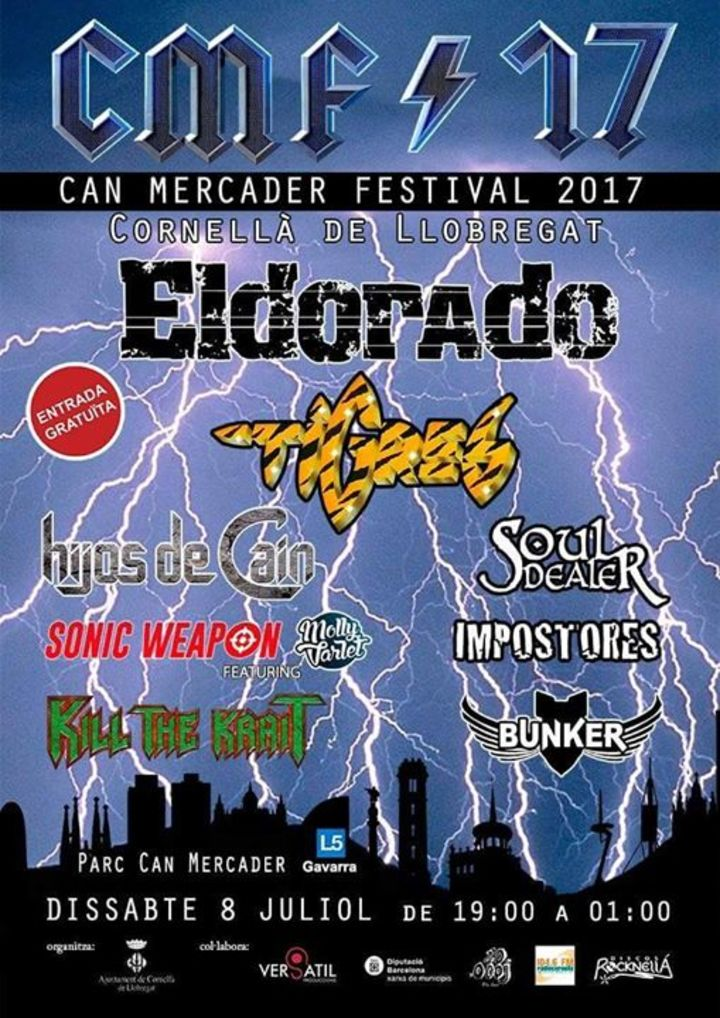 Eldorado Tour Dates