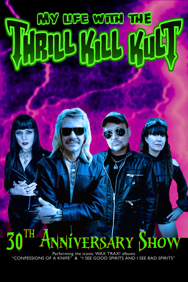 My Life With the Thrill Kill Kult @ Scout Bar - Houston, TX