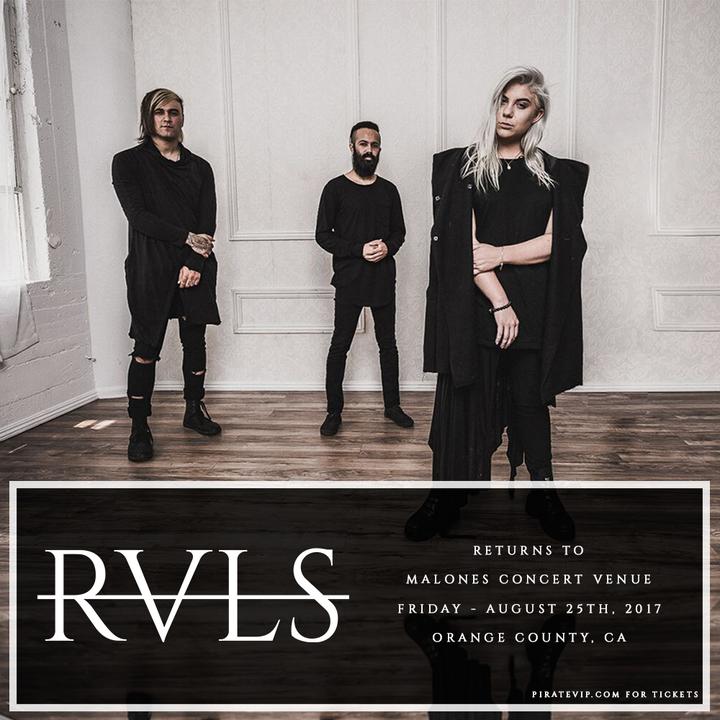 RVLS @ Malones Concert Venue - Santa Ana, CA
