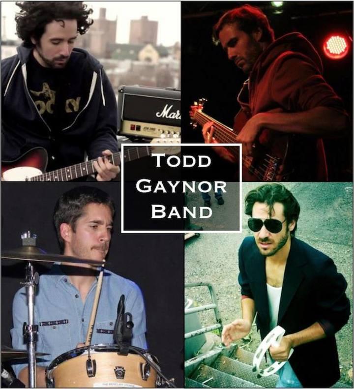 Todd Gaynor Band Tour Dates