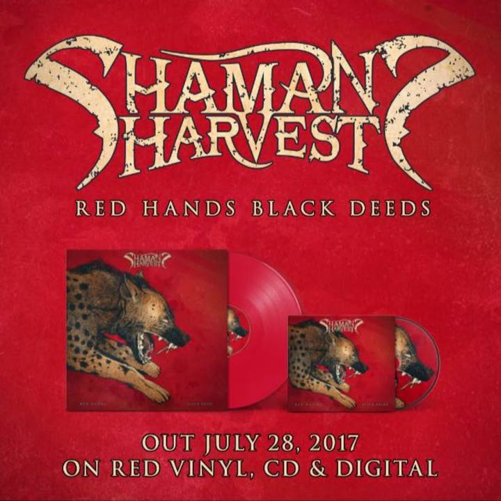 Shaman's Harvest @ Diamondz Event Center - Jerome, ID
