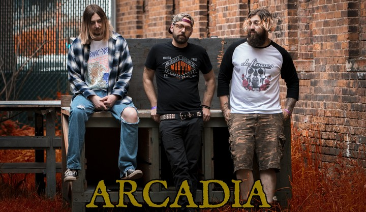 Arcadia - band Tour Dates