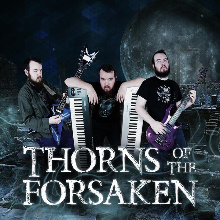 Thorns of the Forsaken Tour Dates