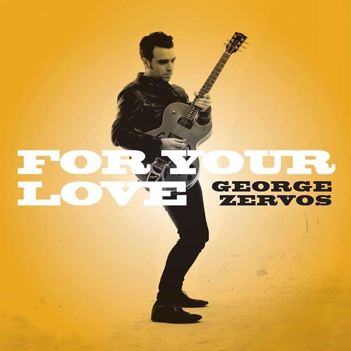 George Zervos Tour Dates