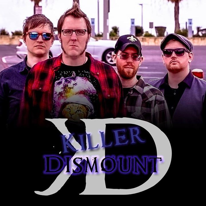 Killer Dismount Tour Dates