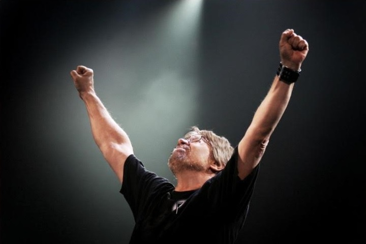 Bob Seger @ Cynthia Woods Mitchell Pavilion - The Woodlands, TX