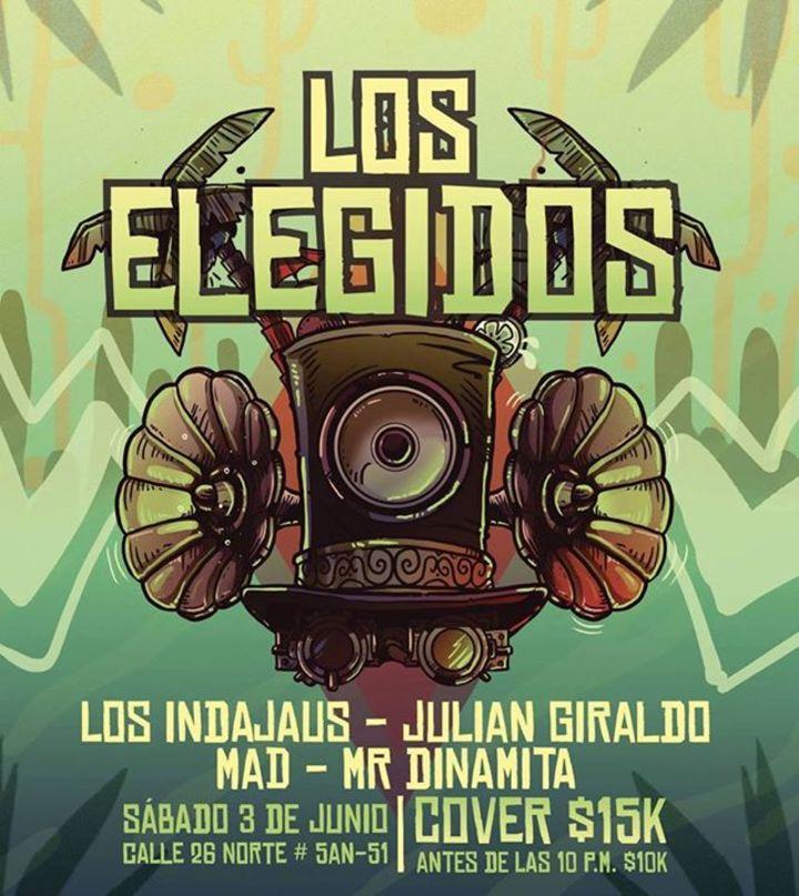 Los Indajaus Tour Dates