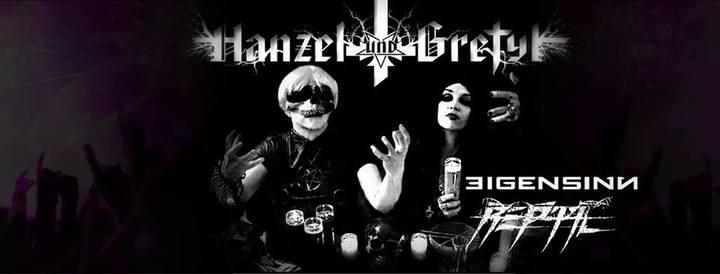 Hanzel und Gretyl (Official) @ Nachtleben - Frankfurt Am Main, Germany