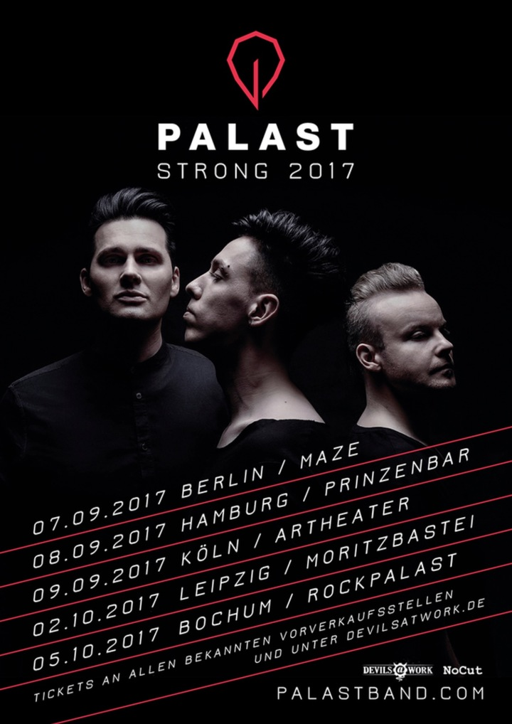 PALAST @ Rockpalast - Bochum, Germany