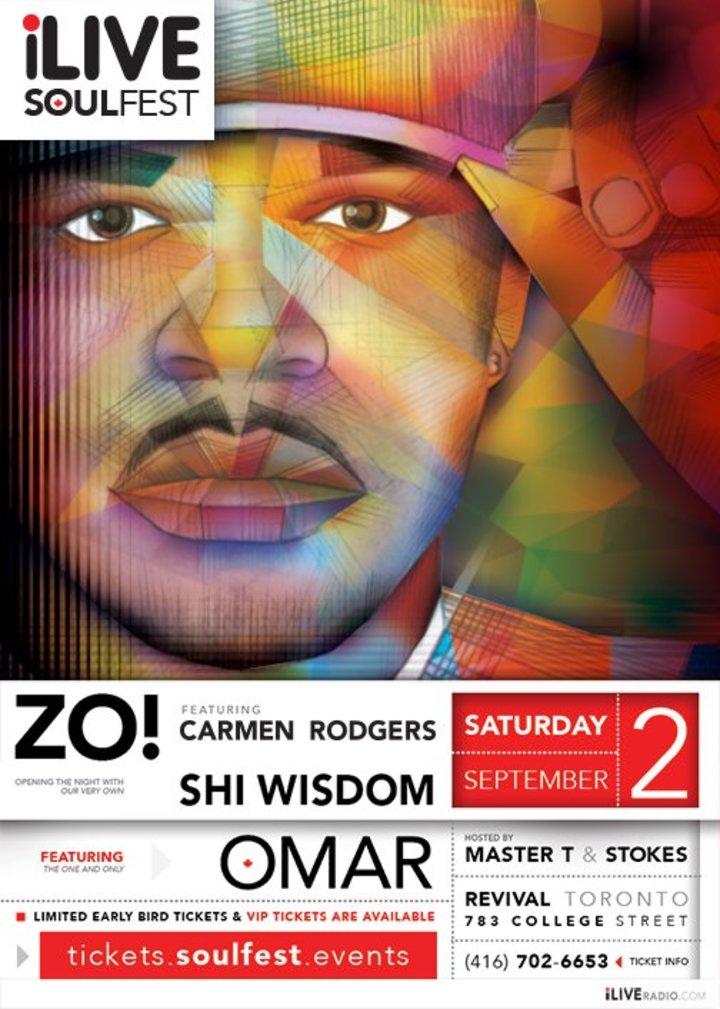 Zo! @ Revival Bar - Toronto, Canada