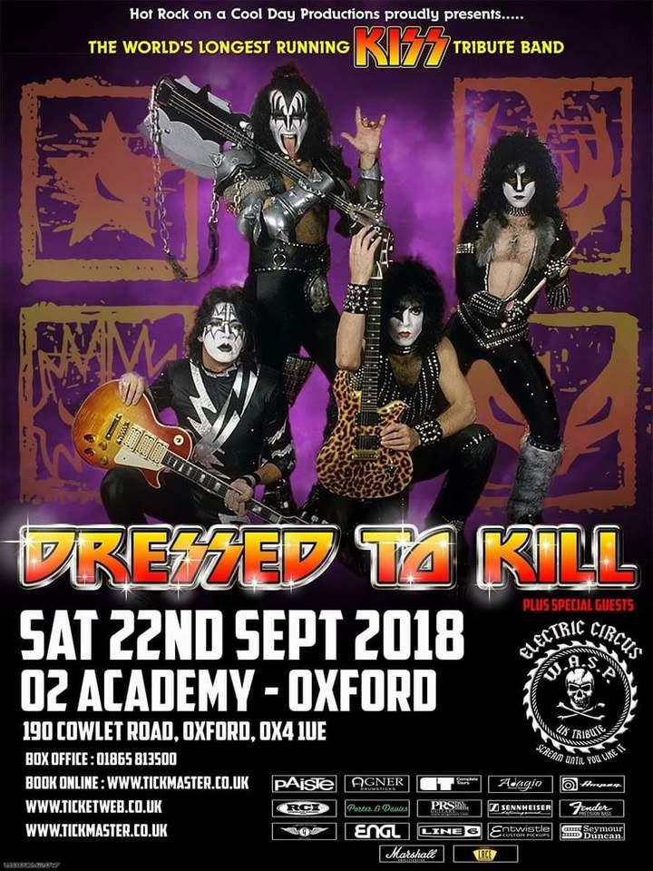 Electric Circus UK @ 02 Academy  - Oxford, United Kingdom