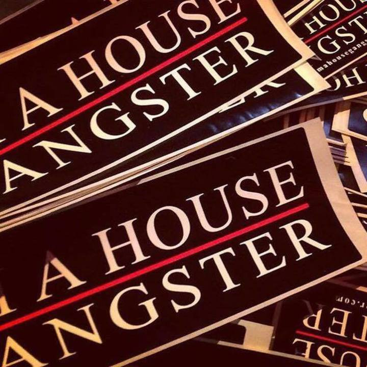 I'M A HOUSE GANGSTER Tour Dates