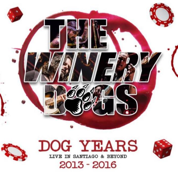 The Winery Dogs CHILE Tour Dates