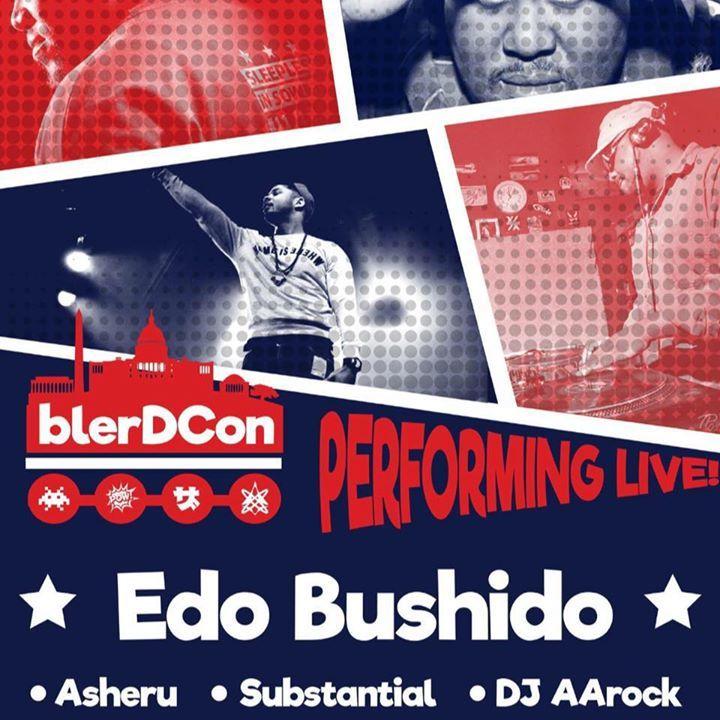 Asheru Tour Dates