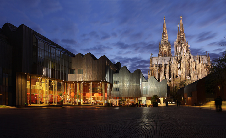 the Gloaming @ Kölner Philharmonie - Köln, Germany