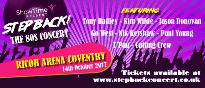 Cutting Crew Music @ Ricoh Arena - Coventry, United Kingdom