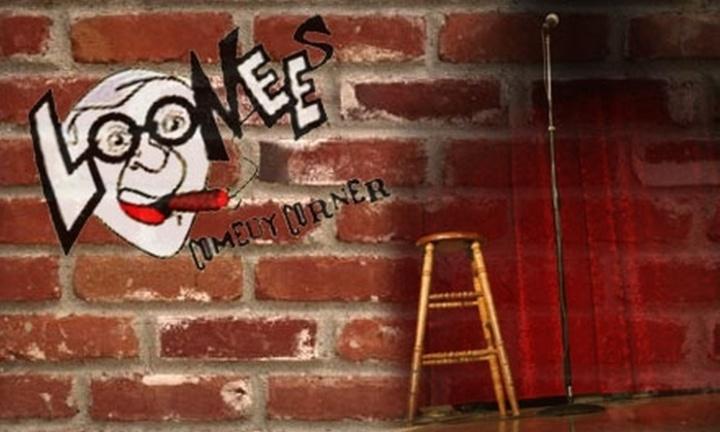 Jozalyn Sharp @ Loonees Comedy Corner - Colorado Springs, CO