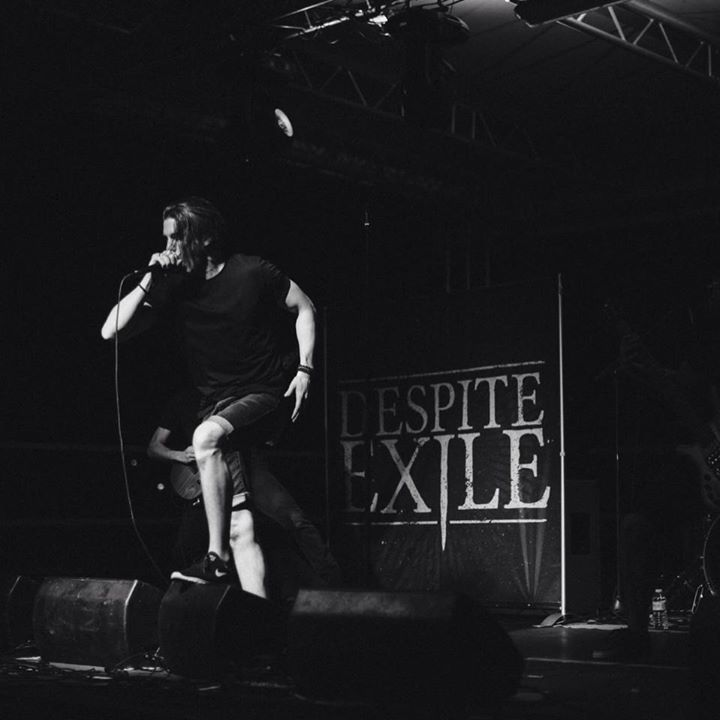 Despite Exile Tour Dates