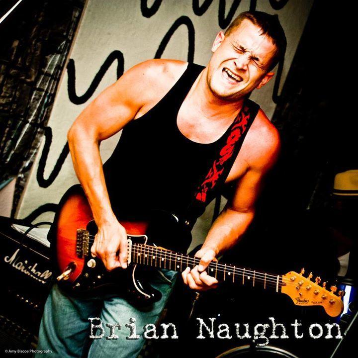 Brian Naughton Tour Dates
