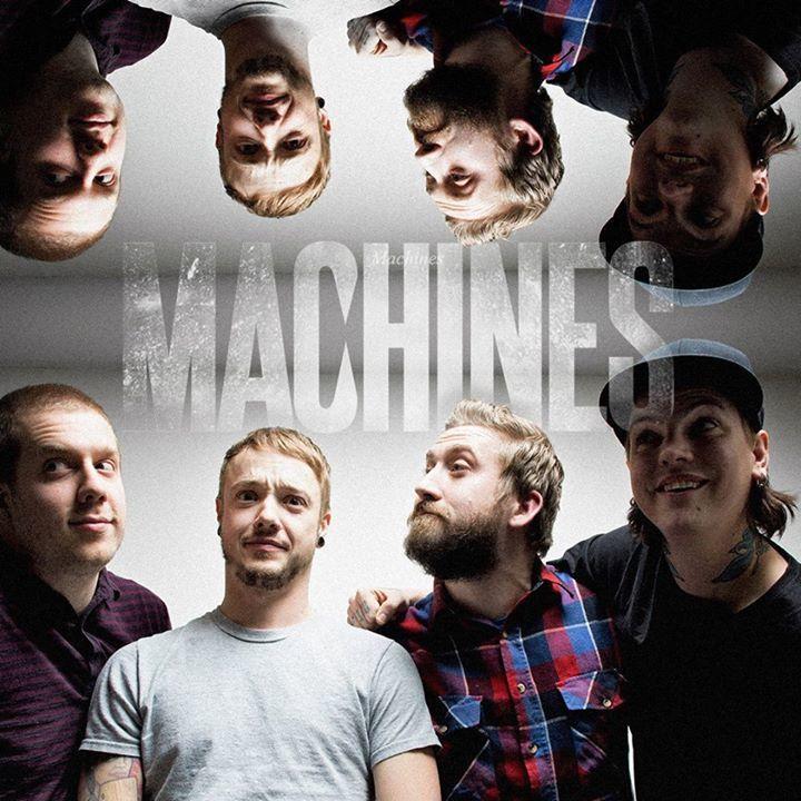 Machines Tour Dates