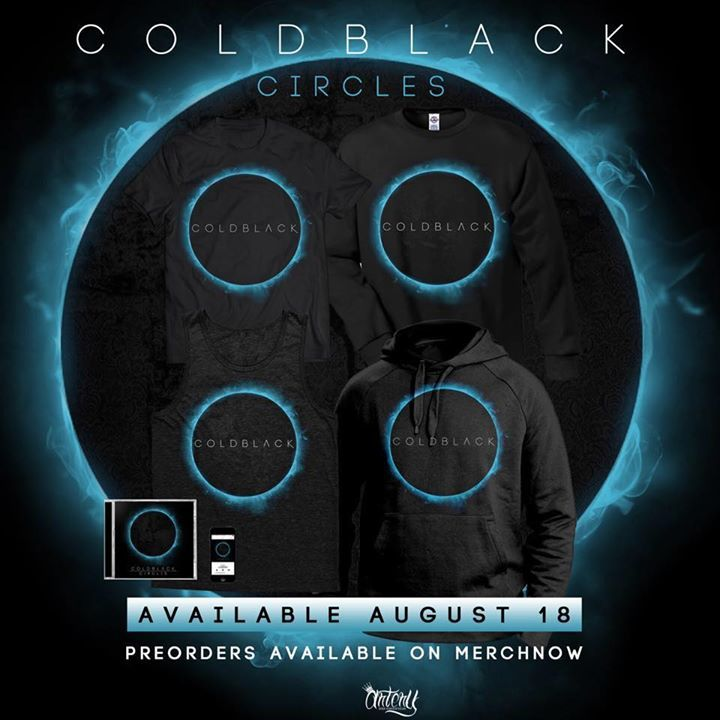 Cold Black Tour Dates