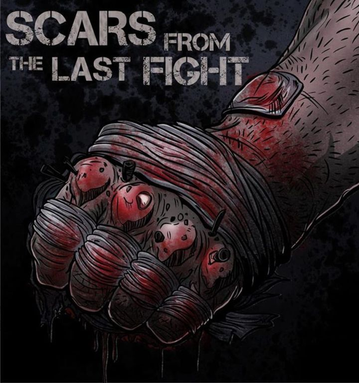 Scars From The Last Fight Tour Dates