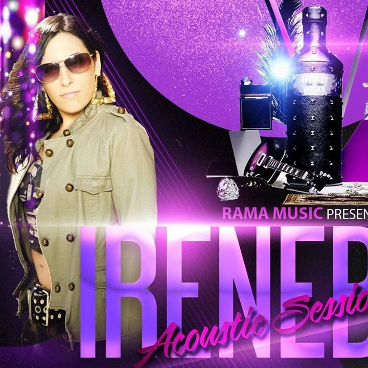 IreneB Tour Dates