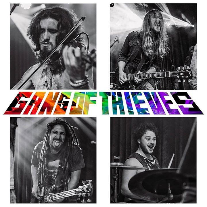 Gang of Thieves Tour Dates