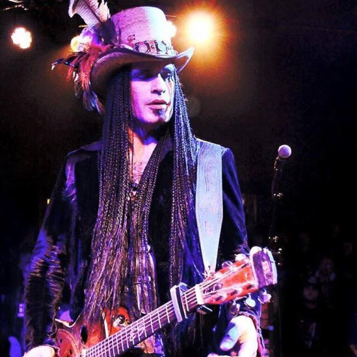 Eric Sardinas and Big Motor @ Robin 2 - Wolverhampton, United Kingdom