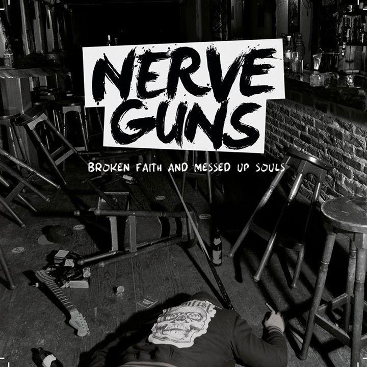 NerveGuns Tour Dates