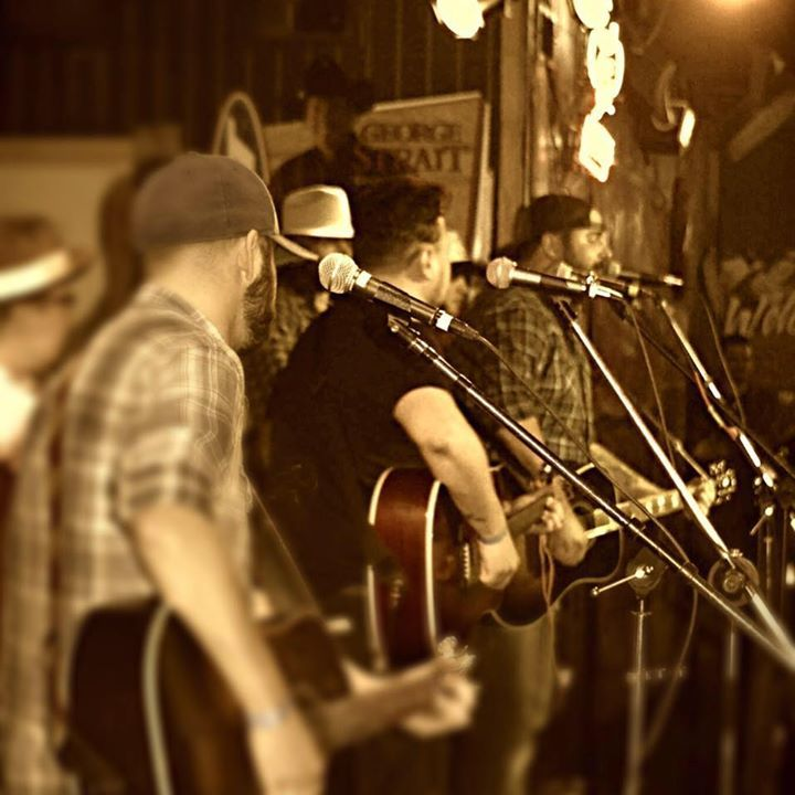 Ryan Mcbride & The Groomsmen Tour Dates