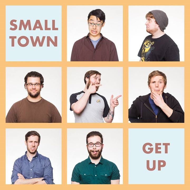 Small Town Get Up Tour Dates