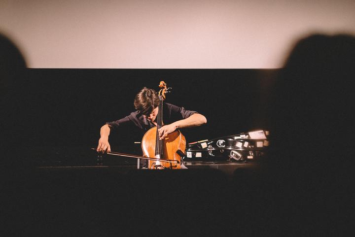 Lukas Lauermann @ Kulturforum - Berlin, Germany