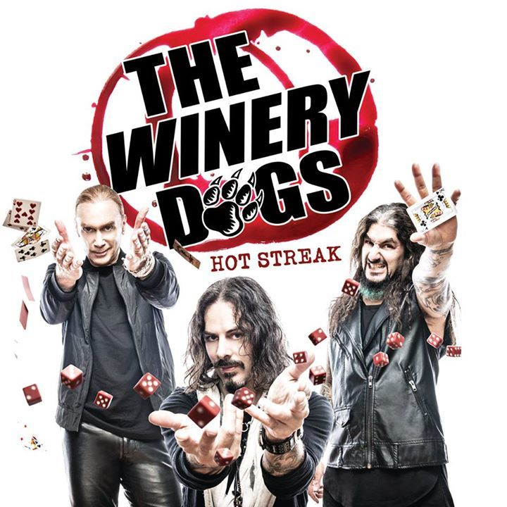 The Winery Dogs Tour Dates