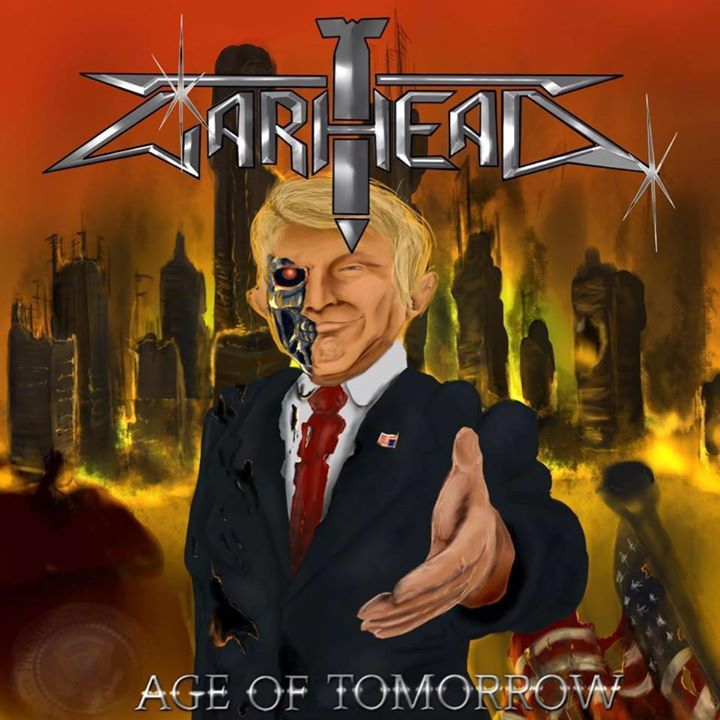 Warhead (Official) Tour Dates