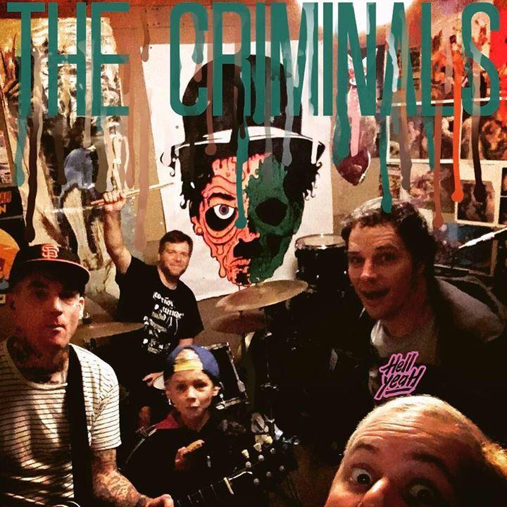 The Criminals Tour Dates