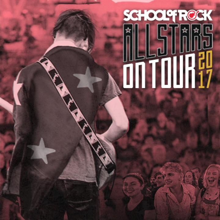 School of Rock Tour Dates
