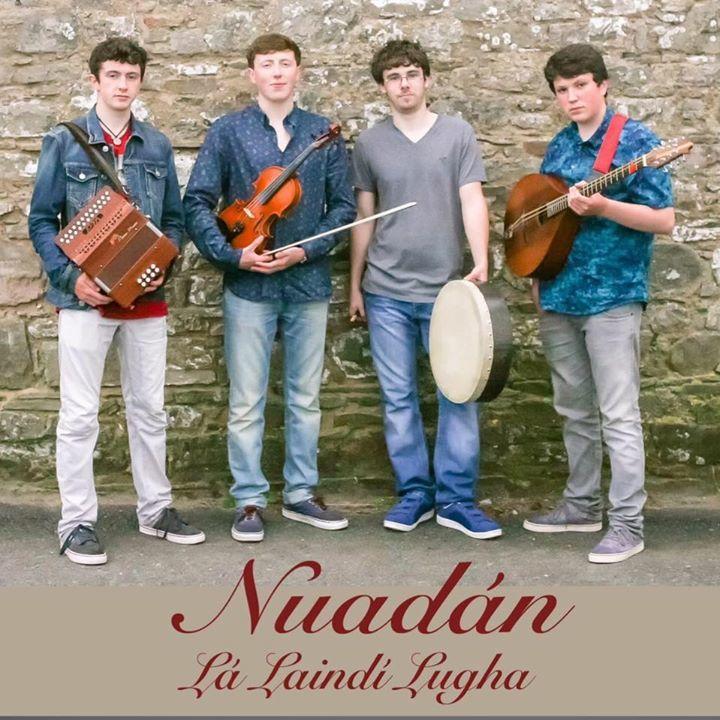 Nuada Tour Dates