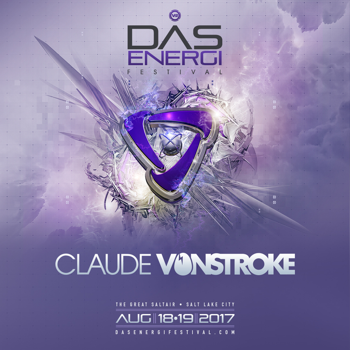Claude VonStroke @ Great Saltair - Salt Lake City, UT