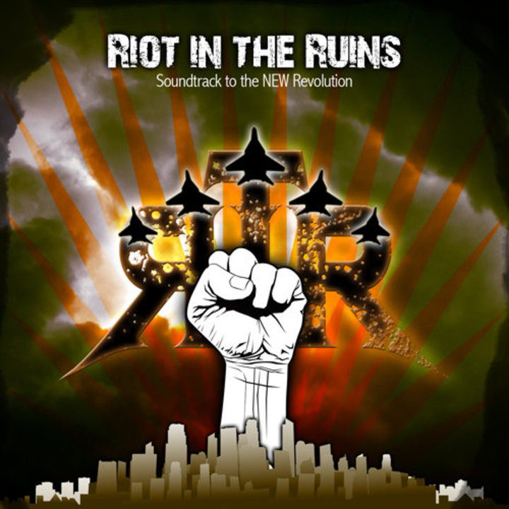 Riot In The Ruins Tour Dates