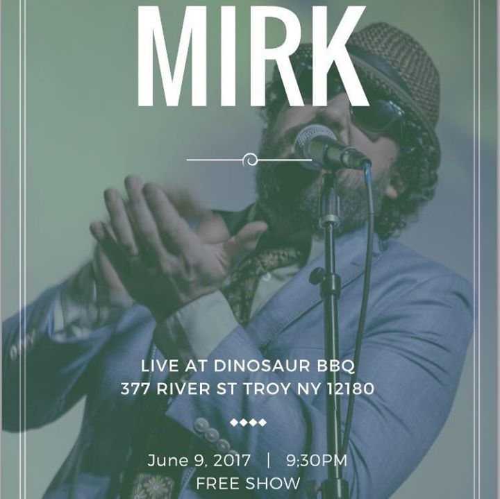 Mirk Tour Dates