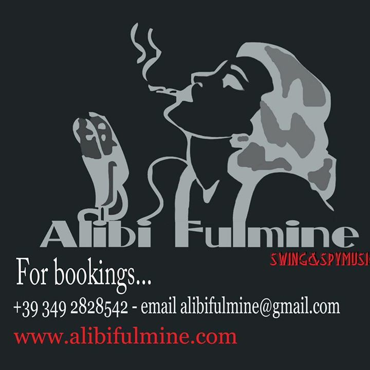 Alibi Fulmine Tour Dates