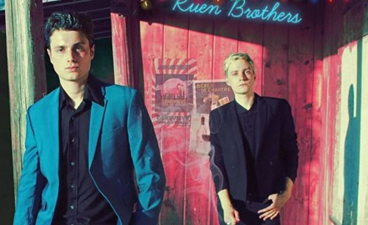 Ruen Brothers Tour Dates